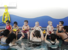 Swimming Lessons For Toddlers Toronto